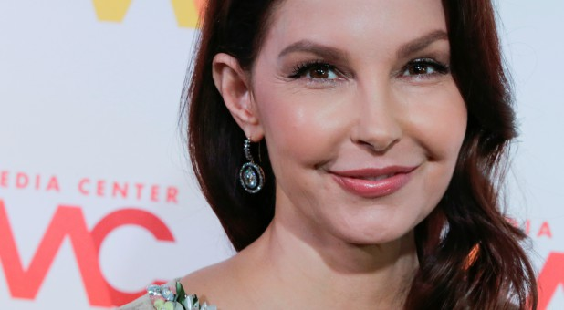 "Ashley Judd was one of the silence breakers named as Time's ""Person of the Year"""