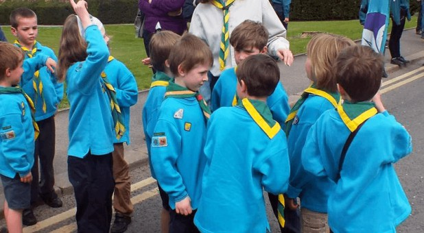 "Scout leaders have been told to stop using the terms ""boys"" and ""girls"" in order to accommodate trans members."