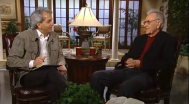 WATCH: Oral Roberts Tells Benny Hinn the Most Incredible