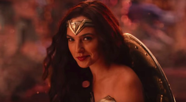 Gal Gadot as Wonder Woman in 'Justice League.'