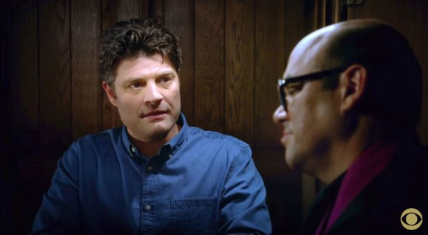 A scene from 'Living Biblically.'