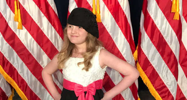 Miracle Child's Faith Recognized as 'Heroic' by President ...