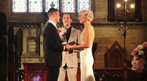 Congratulations! Hillsong's Taya Smith Ties the Knot — Charisma News