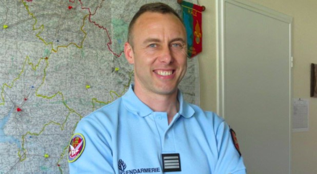 Lieutenant Colonel Arnaud Beltrame died on Saturday after voluntarily taking the place of a female hostage during Friday's terrorist attack on a Super U supermarket in Trèbes, southern France.