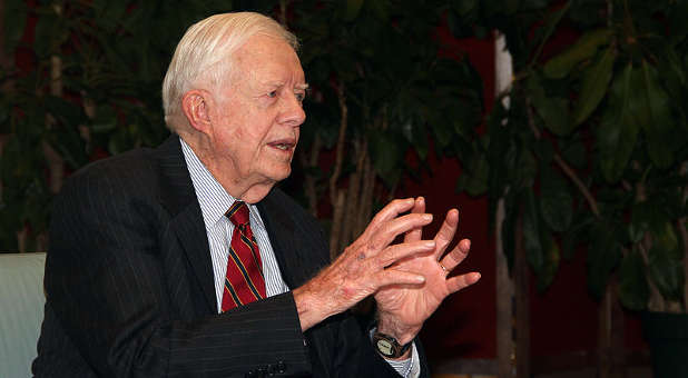 Has President Jimmy Carter's Nonprofit Group Funded Anti ...