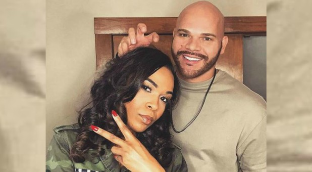 Former Destiny's Child Member Engaged to Spirit-Filled ... K Michelle And Chad Johnson