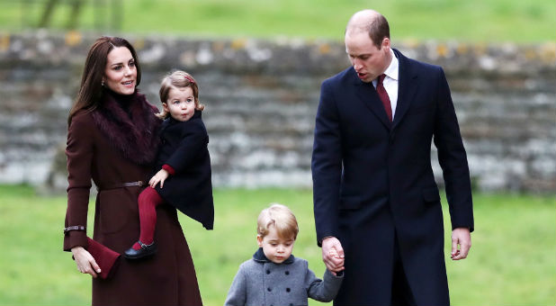The Duke and Duchess of Cambridge just welcomed their third child.