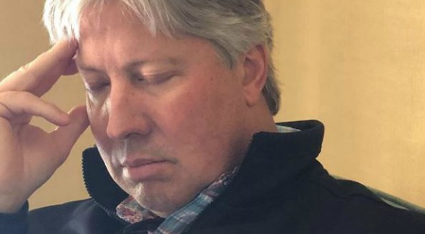 Pastor Robert Morris fell asleep while Debbie, his wife, was trying to get him settled at home.
