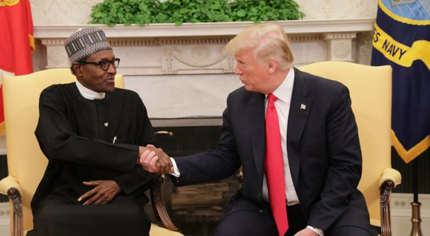 Advocacy groups have demanded President Trump call Buhari to account for allowing unchecked atrocities against Christians in his country.