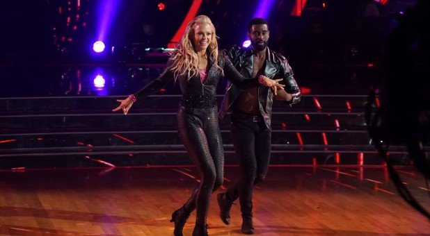 Jennie Finch on 'Dancing With The Stars'