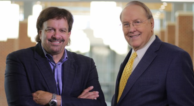 Tim Clinton and James Dobson
