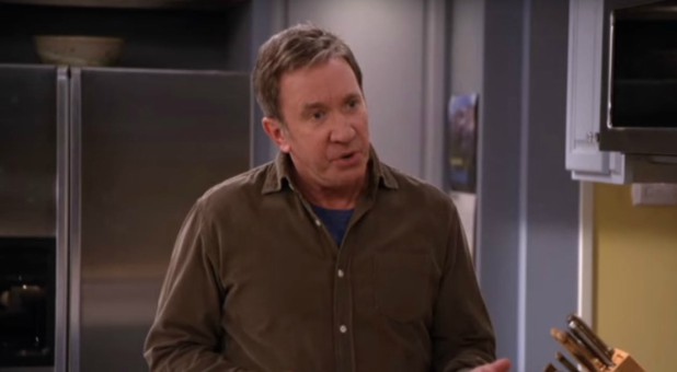Tim Allen in the new trailer for 'Last Man Standing.'