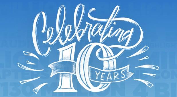 YouVersion Bible App Celebrates 10th Anniversary ...