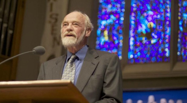 Eugene Peterson in 2009