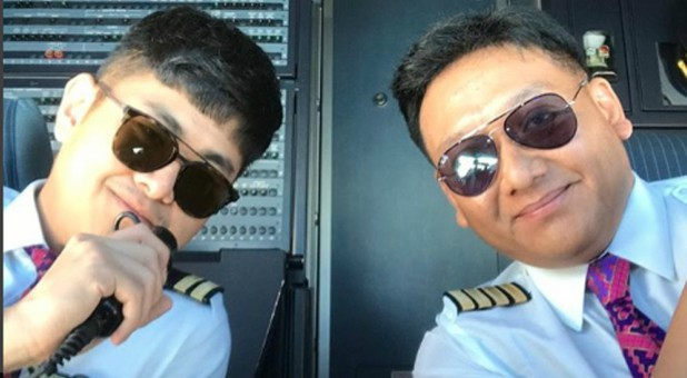 Pilot Saves Hundreds When Holy Spirit Prompts Him to Take Off Moments Before Qua...
