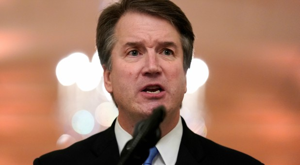 U.S. Supreme Court Associate Justice Brett Kavanaugh