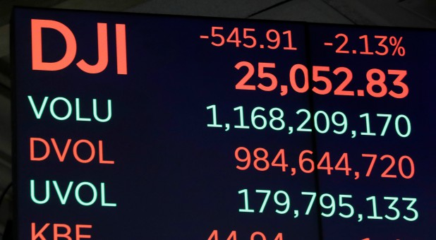 Third Largest Stock Market Crash Happened on the Exact Date the Third Most Power...