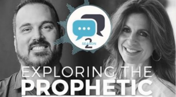Shawn Bolz and Lisa Bevere
