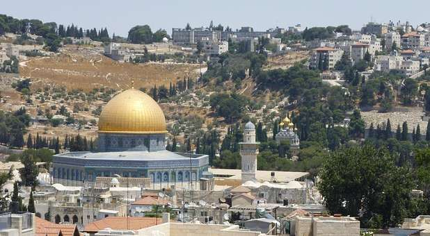 Jew Detector: Jews Call For Synagogue On Temple Mount After Muslim