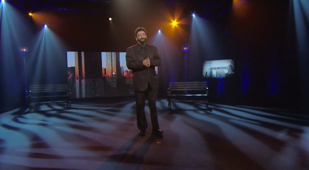 Jonathan Cahn Announces 'The Oracle' Release — Charisma News
