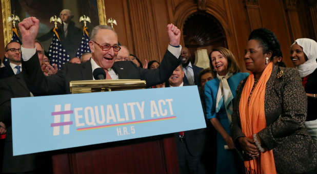 Dr. Dobson, a Gay Conservative and a Liberal Feminist Agree: The Equality Act Is Bad
