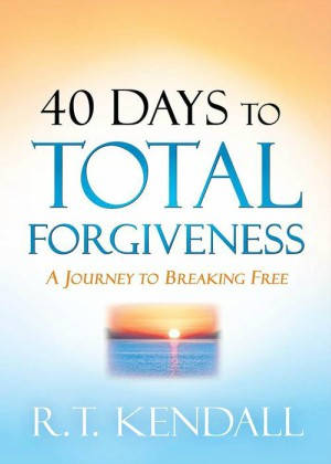 40 Days to Total Forgiveness x700