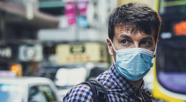 is coronavirus a plague from god