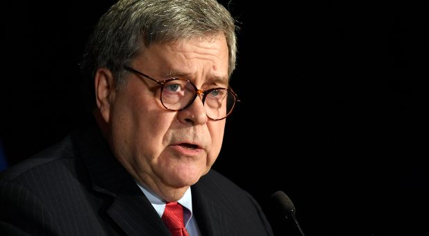 Attorney General William Barr Speaks at National Religious Broadcasters Convention