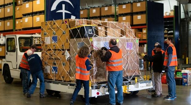 Samaritan's Purse Donates Field Hospital to Help Combat Italy's Coronavirus Crisis