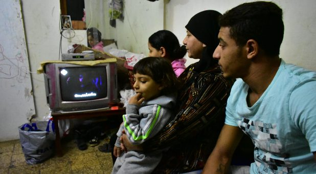 "Quarantined People in Middle East and North Africa Turn to Christian TV for ""Living Hope"""