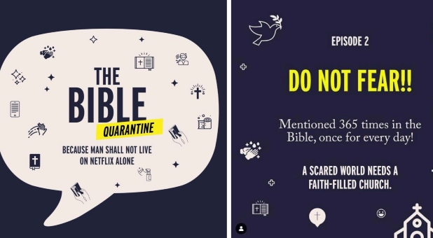 Evangelist Nick Hall Releases 'The Bible Quarantine'
