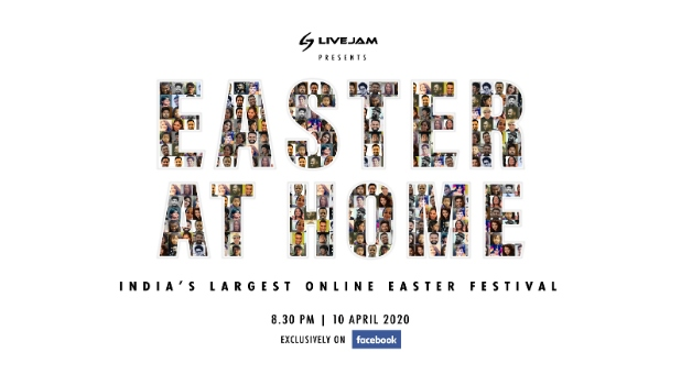 LiveJam Foundation to Host India's Biggest Digital Easter Service This Sunday