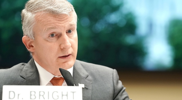 Ousted Whistleblower Dr. Richard Bright Testifies Before House Committee