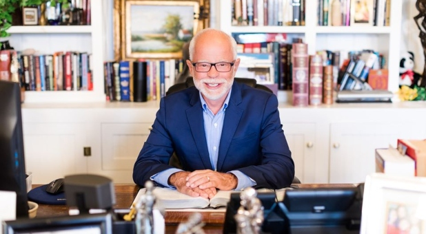 Jim Bakker Taking Sabbatical From TV Show While Recovering from Recent Stroke