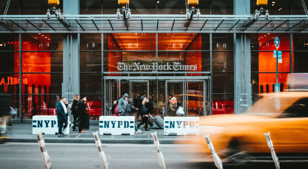 Michael Brown on 'We Are Not The New York Times'