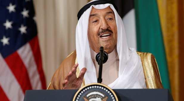 Kuwait Ruler Sheikh Sabah, Dead at 91