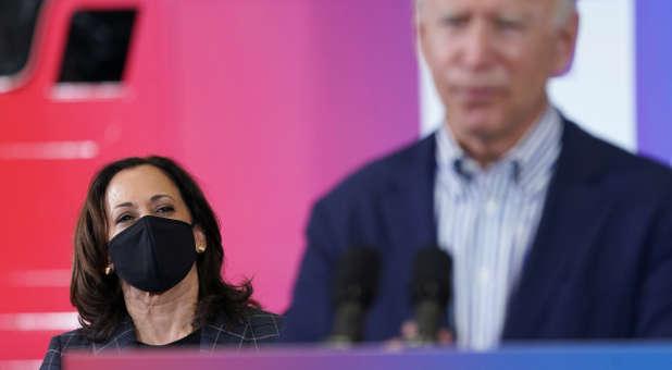 Michael Brown on What if Biden-Harris Ticket Wins?