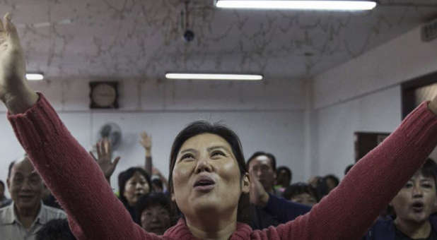 Communist Leaders Becoming Nervous About Explosion of Christian Population in China