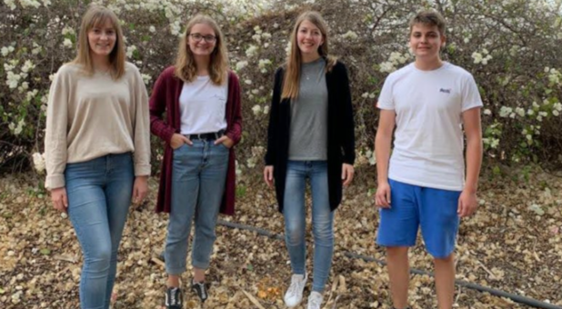 Christian German Teens Visit Israel to Atone for Family Holocaust History