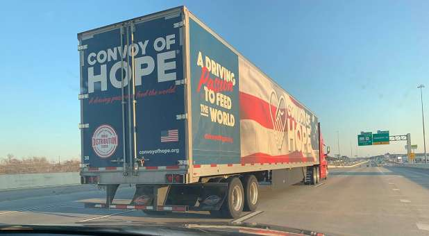 onvoy of Hope Partners With Churches to Meet Needs After Texas Storms
