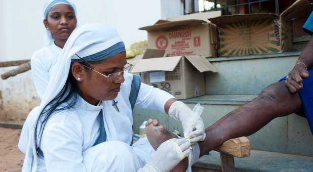 Gospel for Asia Says Coronavirus Stay-at-Home Orders 'Doesn't Compare to Leprosy Isolation'