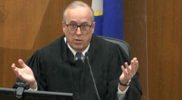 Judge Reinstates Third-Degree Murder Charge Against Derek Chauvin in George Floyd Death