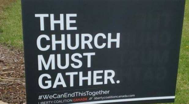 Ontario Church Slapped With K in New Fines After Holding Service for Nearly 500 Congregants