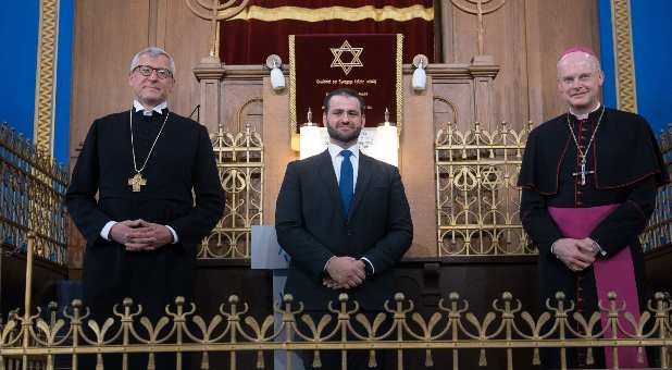 Germany's Army Installs First Rabbi Since Before Holocaust