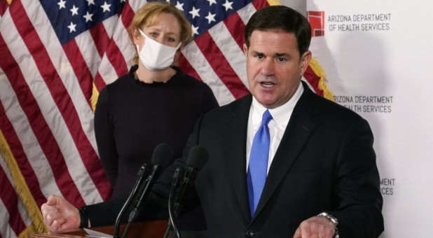 Arizona Gov. Doug Ducey Bans Critical Race Theory Training for Government Employees