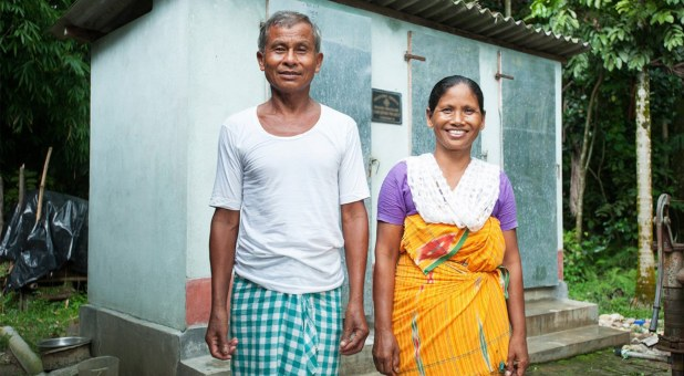 Gospel for Asia Says Global Toilet Crisis 'Kills More Than Coronavirus'