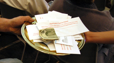 Jersey Church Hands Out $30,000 in 'Reverse Offering ...