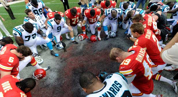 NFL game after Jovan Belcher murder-suicide