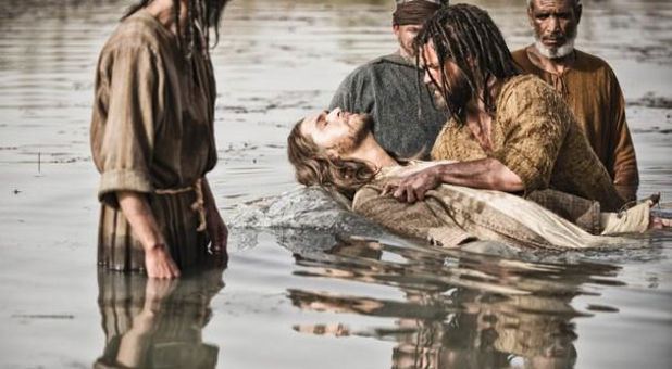 Jesus, John the Baptist