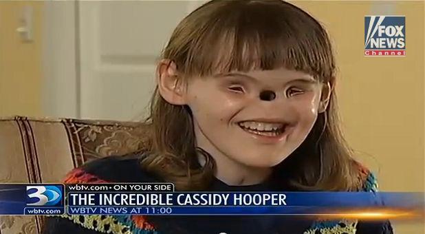 Cassidy Hooper